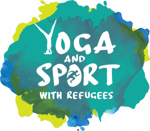Yoga & Sport With Refugees Logo