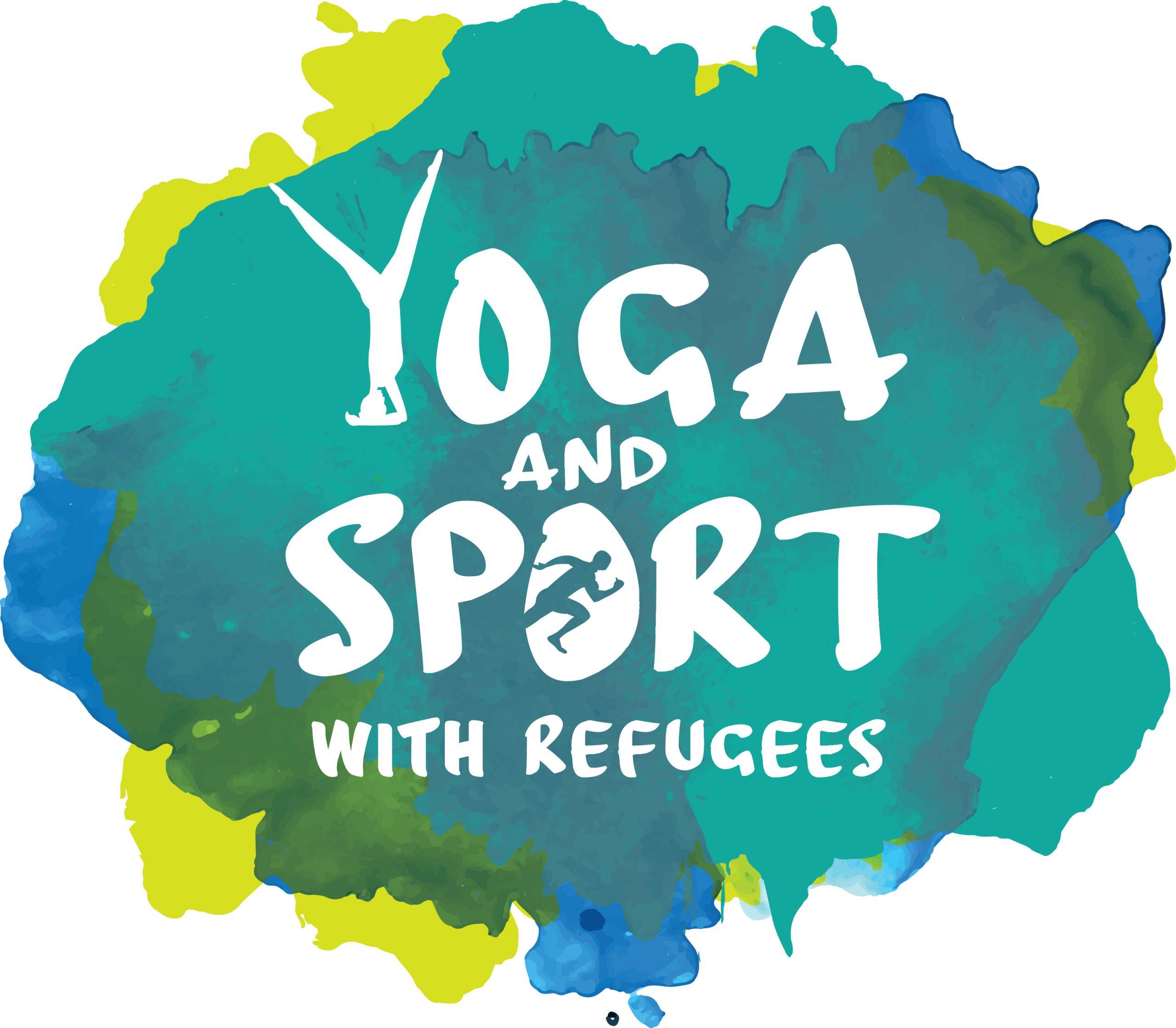 Yoga & Sport With Refugees Logo